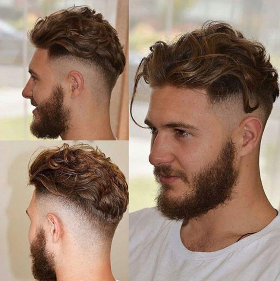 21 Most Trending Medium Length Hairstyles For Men Sensod Wavy Hair Men Long Hair Styles Men Mens Hairstyles Medium