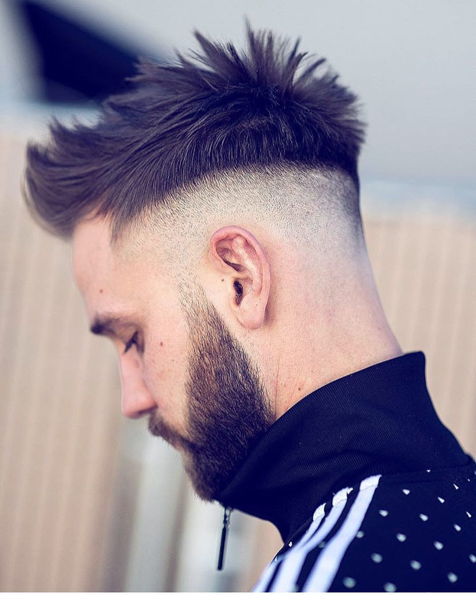 4 310 Likes 25 Comments Men S Hairstyles Inspiration 4hairpleasure On Instagram Rate This Mens Hairstyles Cool Hairstyles For Men Undercut Hairstyles