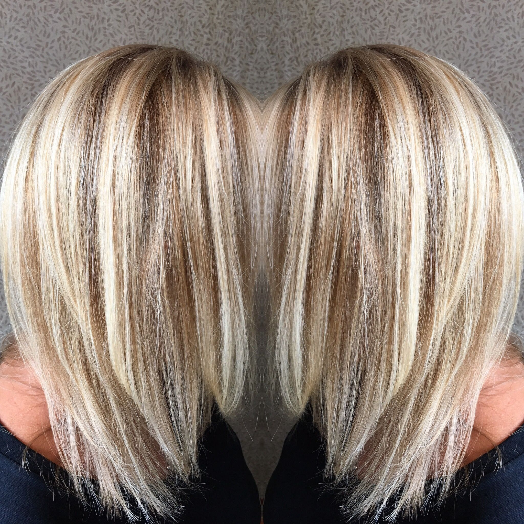 Multi Dimensional Blonde Paragonsalonscincinnati Laurachjones Hair Styles Cool Blonde Hair Blonde Hair With Highlights