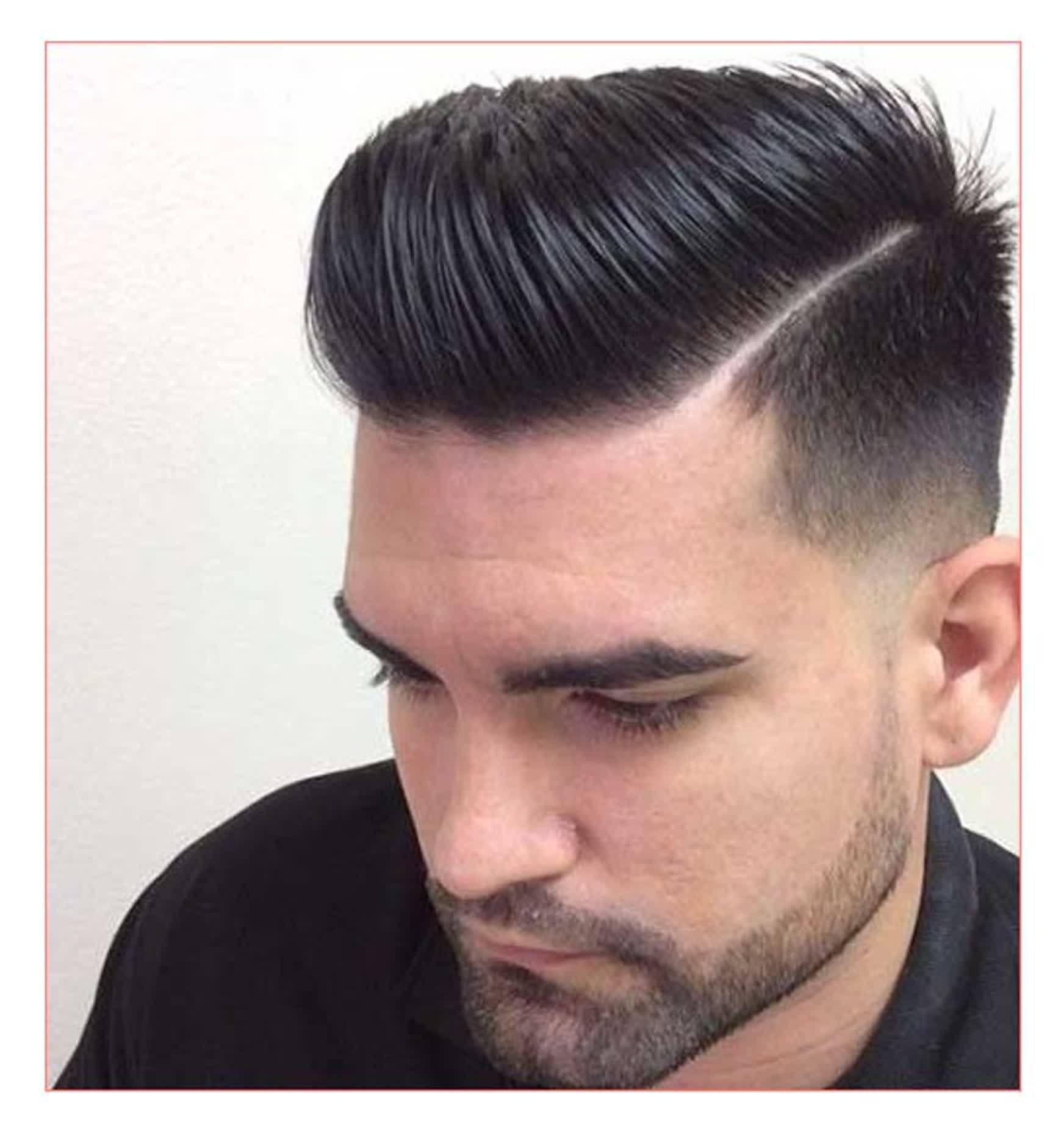 Pin Op Hair