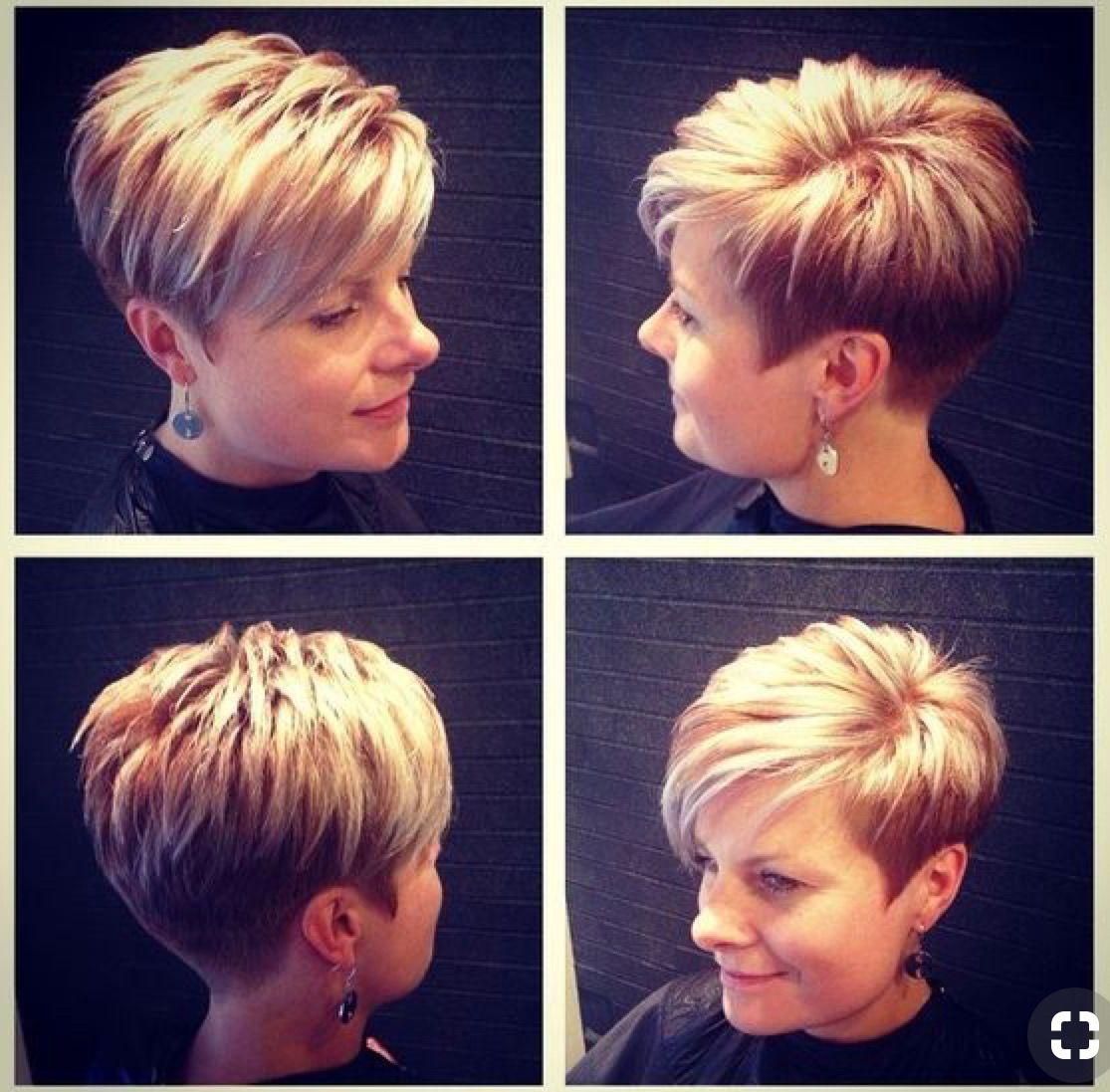 Pin Van Marry Baars Op Haircuts Korte Kapsels Dames Kapsels Kapsels Voor Kort Haar
