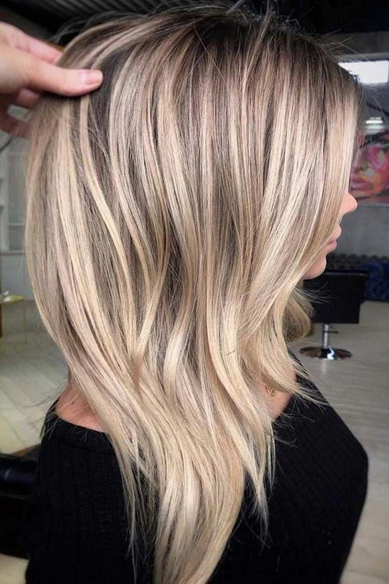 43 Ultra Flirty Blonde Hairstyles You Have To Try In 2019 Page 2 Of 9 Fashion Lifestyle Blog Balayagehai Hair Styles Hair Color Balayage Blonde Hair Color