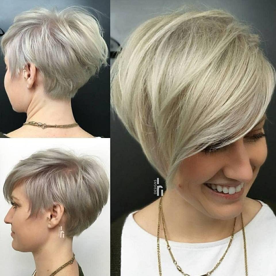 10 Frisse Korte Kapsels In Blonde Kleuren Voor Een Perfecte Zomerse Look Kapsels Kapsels Voor Kort Haar Pixie Kapsels