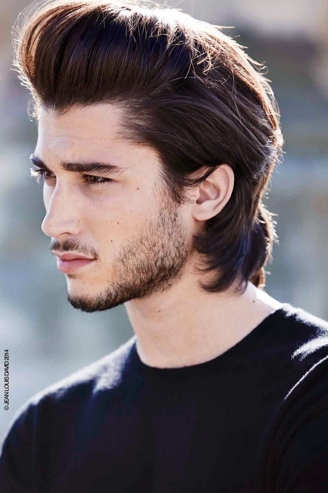 Kapsels En Haarverzorging Trendy Mannenkapsels Herfst 2014 Winter 2015 Kapsels Voor Mannen