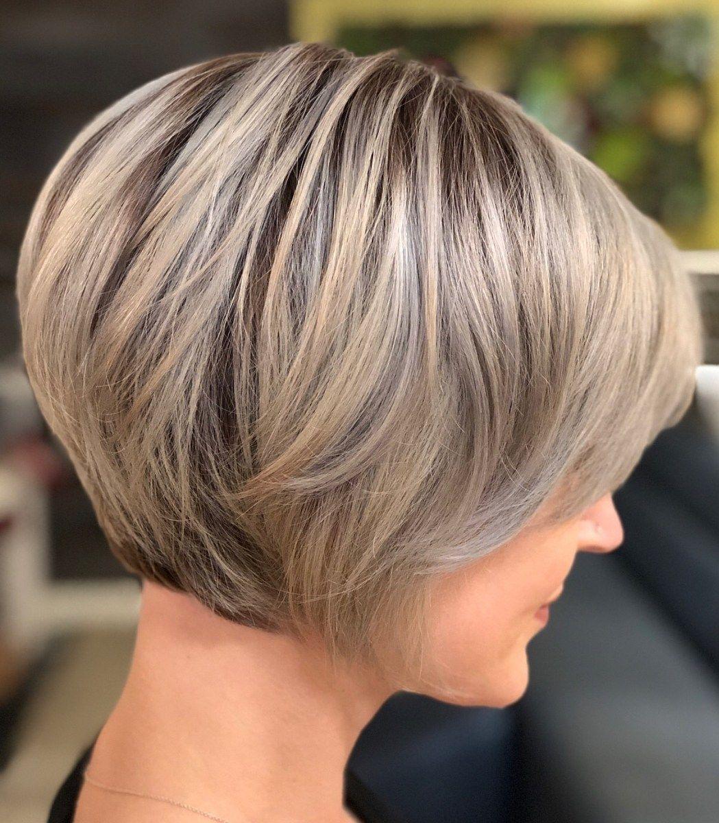 7 Ideeen Over Kapsels Kort Grijs Haar Kapsels Haar Kort Haar