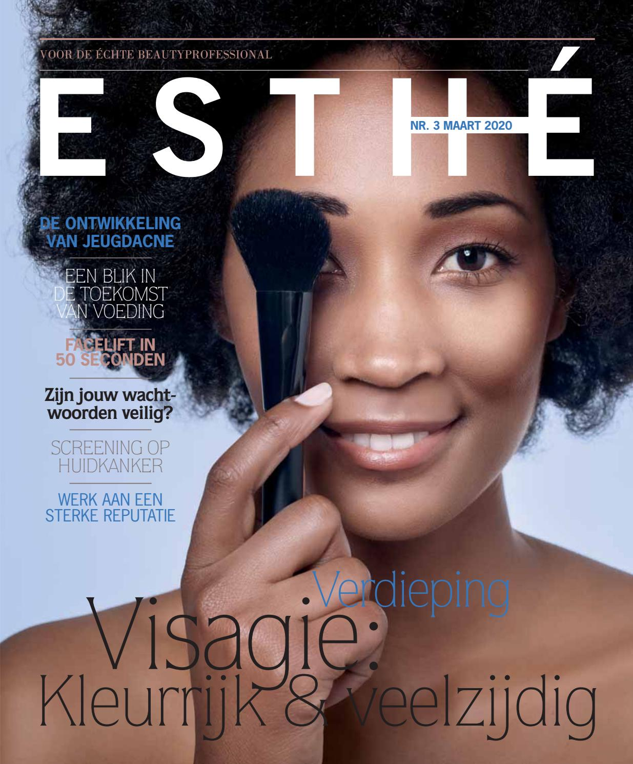 Esthe 3 2020 By Bduvakmedia Issuu