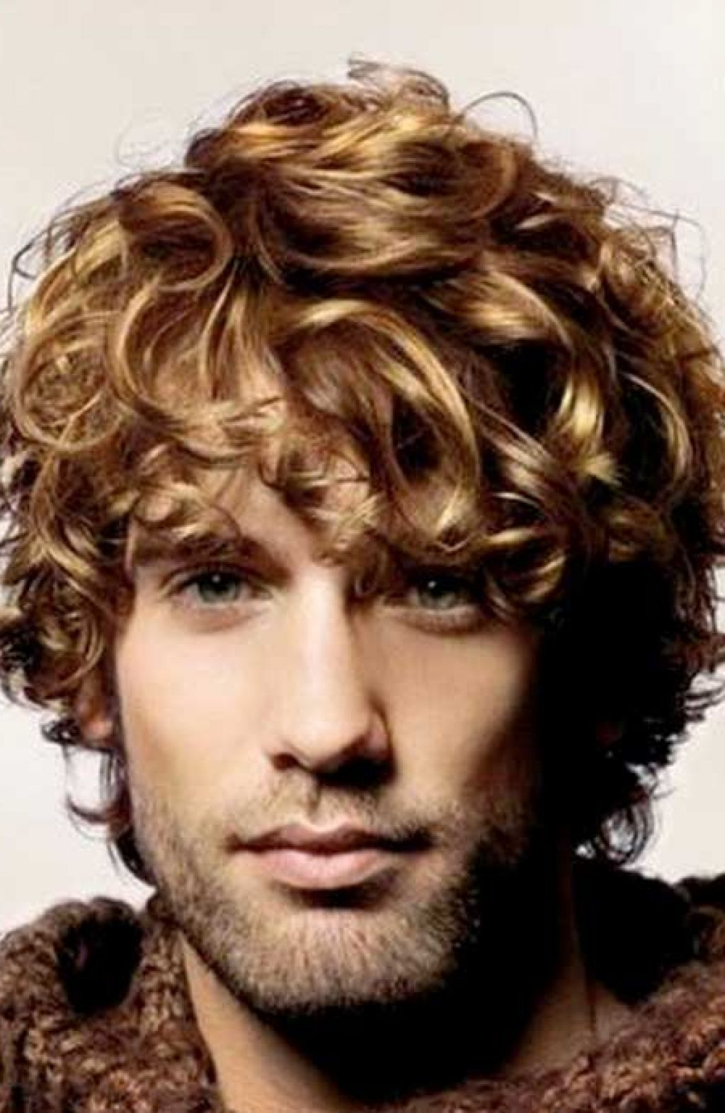 Popular Medium Hairstyles For Men Medium Haircuts Long Curly Hair Men Male Haircuts Curly Curly Hair Men