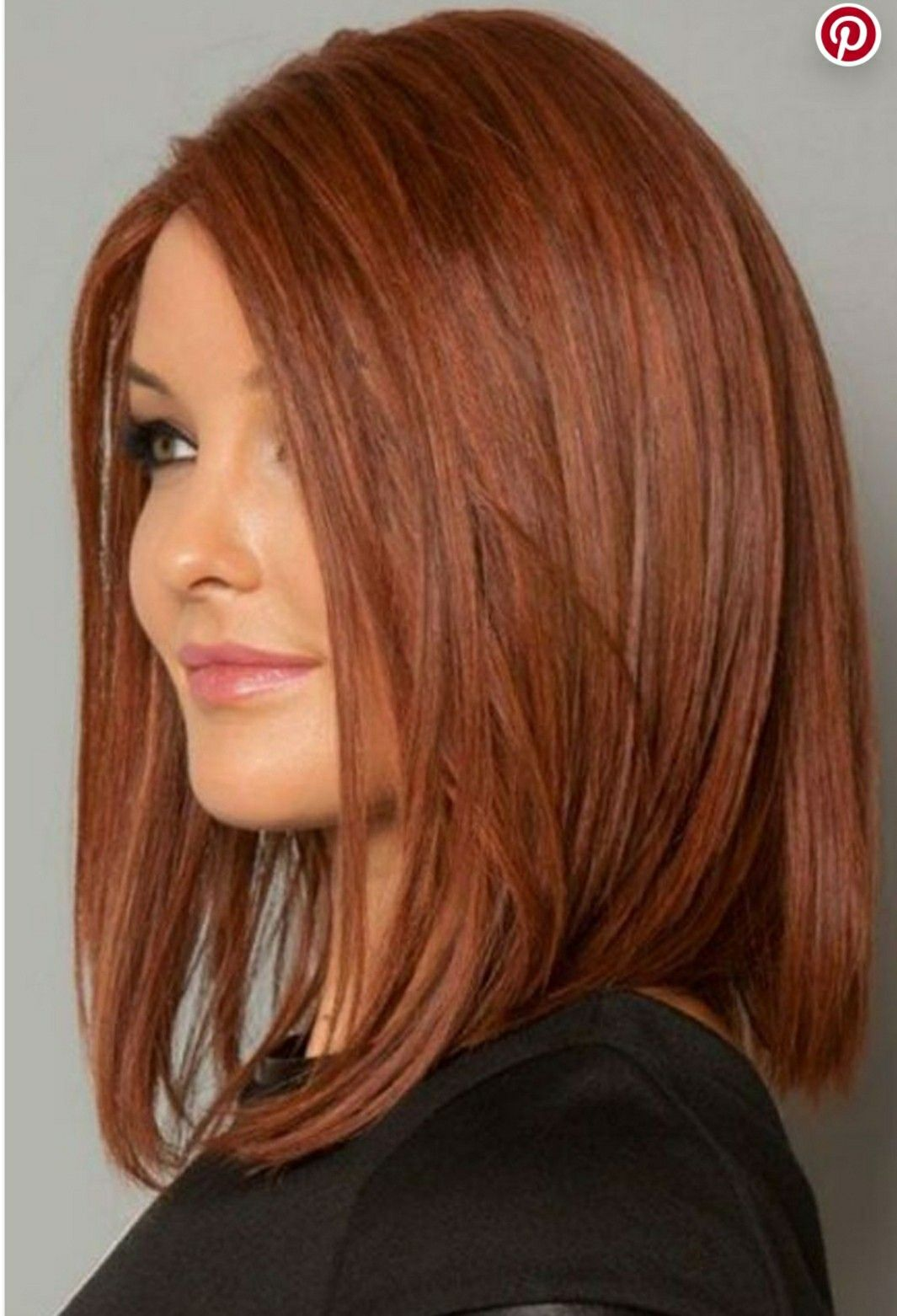 Pin By Natacha Kapuszinski On Carre Degrade In 2020 Long Hair Styles Long Face Hairstyles Hair Styles
