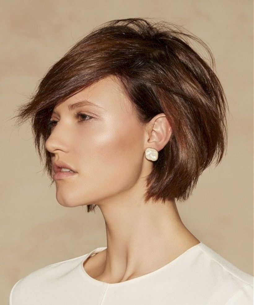 51 Fabulous Short Hairstyles Ideas For Women Kapsels Kapsel Carre En Kort Haar
