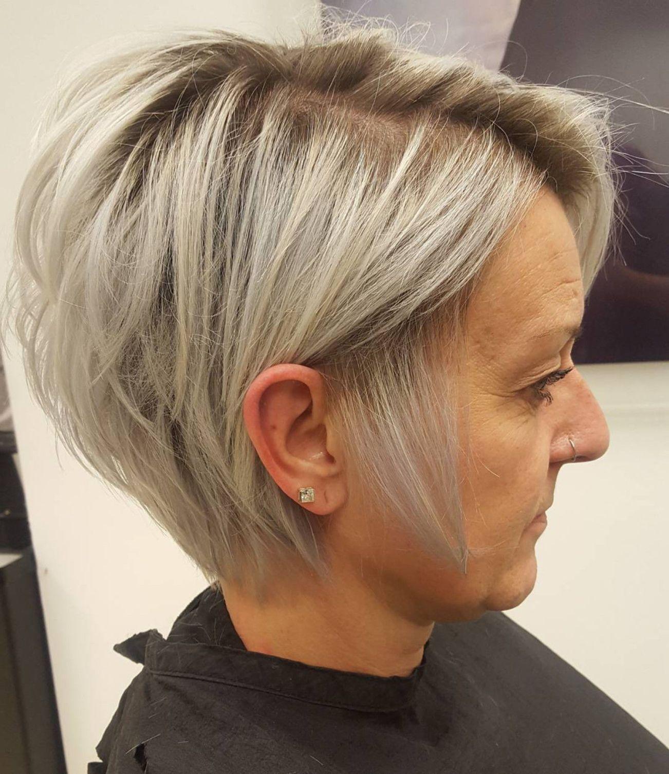 50 Blonde Tousled Pixie Bob Kapsels Kapsels Voor Kort Haar Haarstijlen