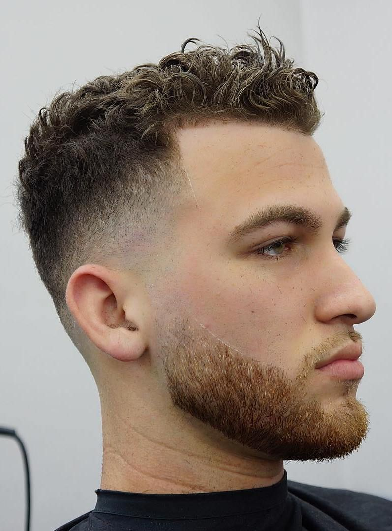 15 Top Fade Hairstyles For Men To Look Stylish Dashing Hairdo Hairstyle Men S Curly Hairstyles Curly Hair Men Mens Short Curly Hairstyles