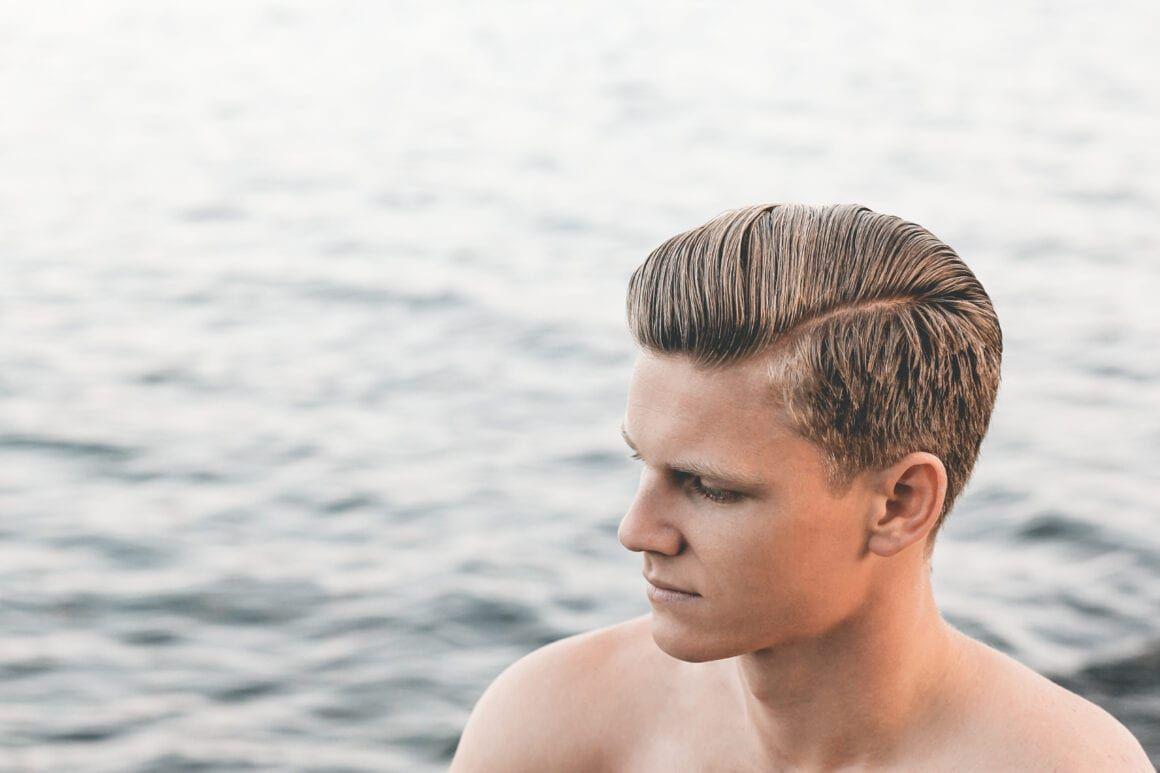 Pin Op Kapsel Voor Mannen Met Zeer Fijn Haar