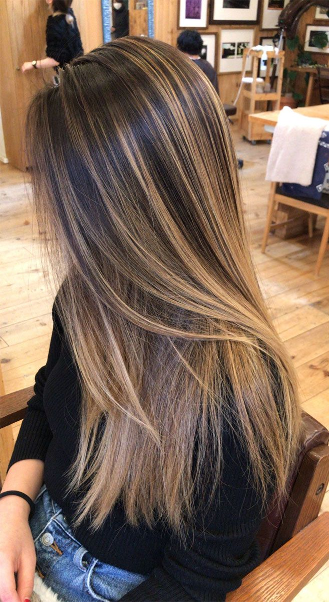 42 Gorgeous Hair Color Idea That Will Inspire You Hair Highlights For Brown Hair Brown Hair Chocolate Brow Gorgeous Hair Color Light Hair Color Hair Styles