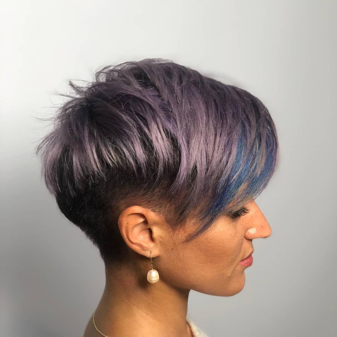 Pin Op Kort Haar
