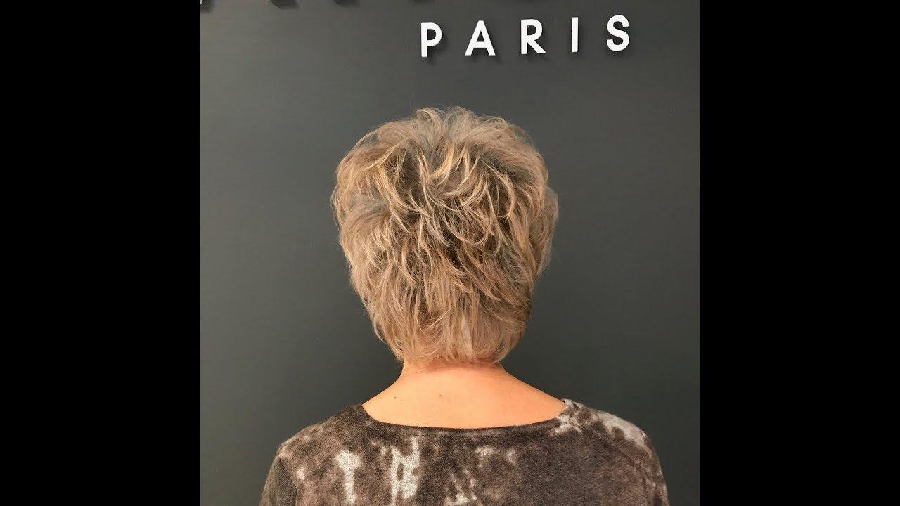 Kapsels Voor 60 Jarige Vrouwen 60 Foto S Jonge Haarstijlen Dameskapsel Voor Oudere Dames Met Kort Halflang En Lang Haar