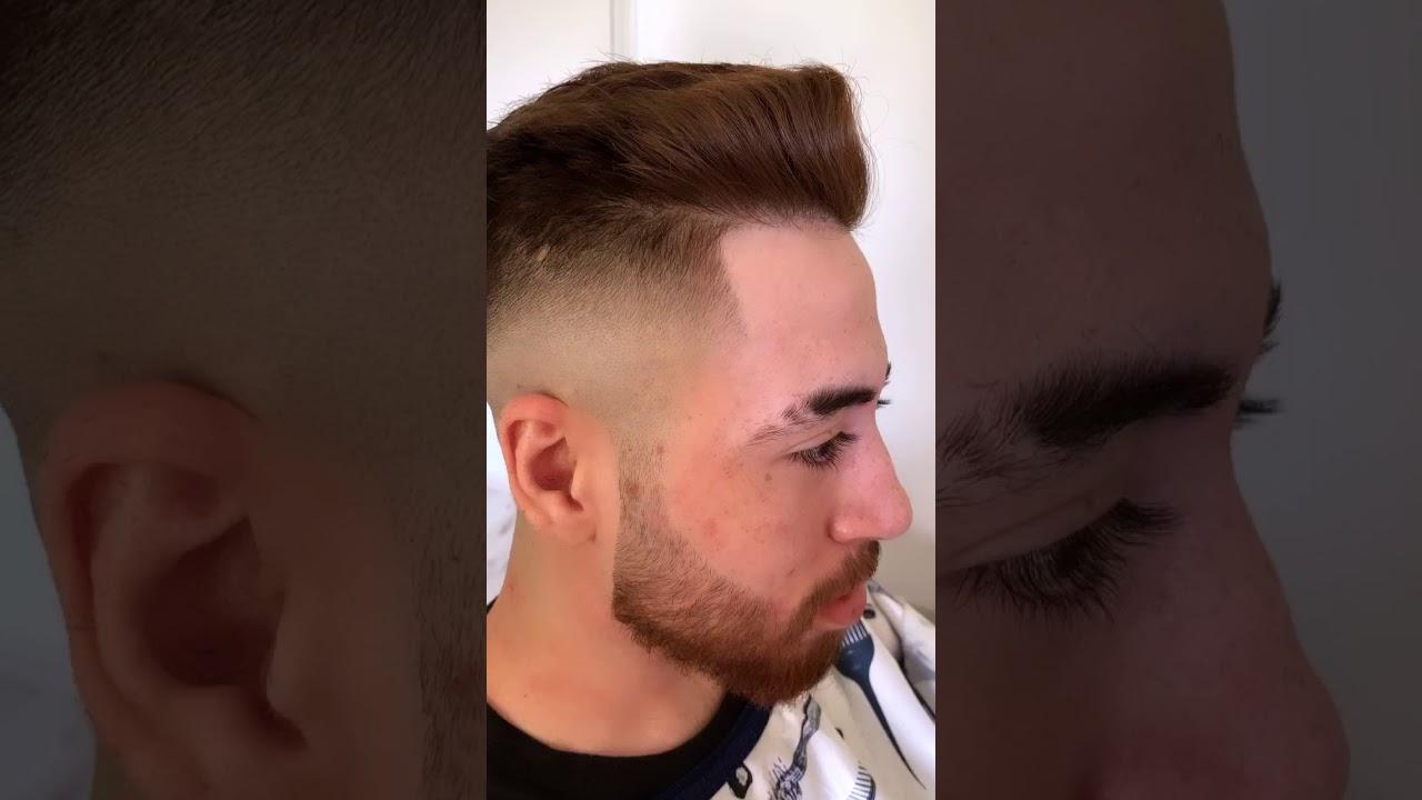 Kapsel Mannen موديل حلاقة رجالية Youtube