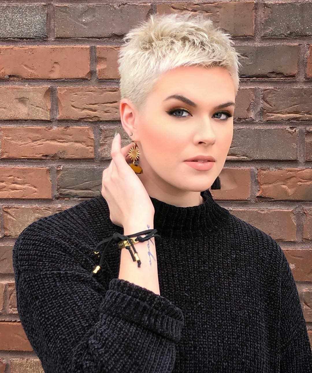 30 Gorgeous Short Haircuts For Women 2019 Korte Kapsels Dames Kort Haar Kapsels Kapsels