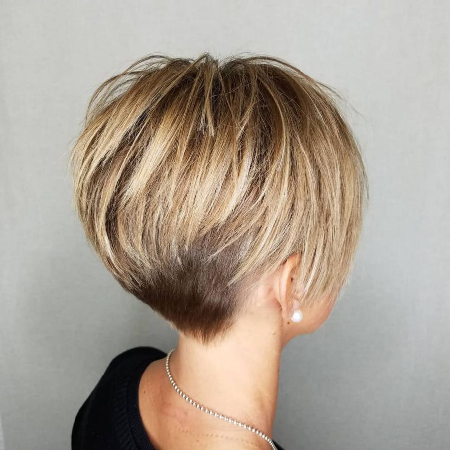 Pixie Haircuts For Thick Hair 50 Ideas Of Ideal Short Haircuts In 2020 Kapsels Kapsels Voor Kort Haar Pixie Kapsels