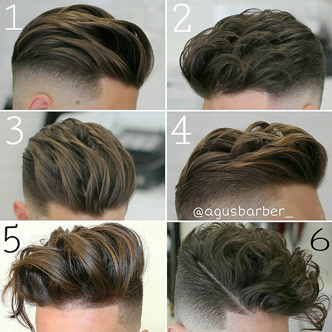 Pin On Simple And Detailed Undercut Styling Tutorial