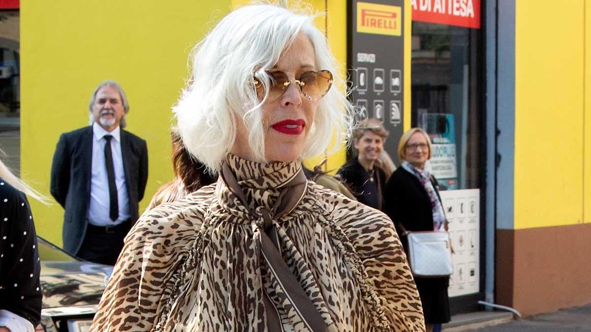 Haartrends 2020 Grijze Haarkleuren En Langere Kapsels Voor 50 Plussers Trendystyle