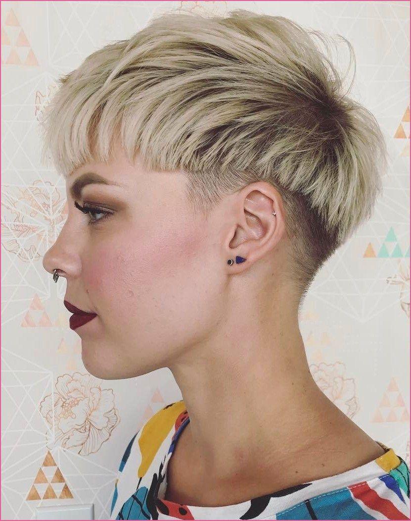 Kurzhaarfrisuren Frauen Undercut Kurzhaarfrisuren Haarschnitt Gewagte Kurzhaar