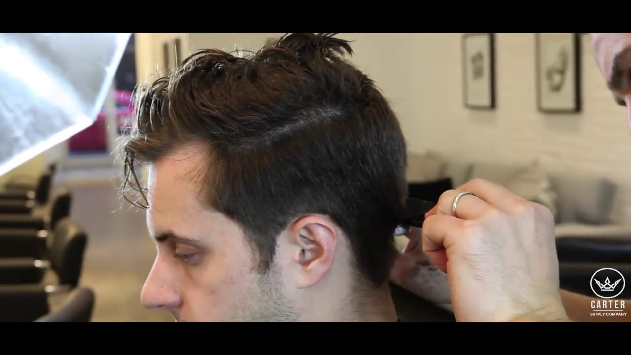 Modern Quiff Kapsel Medium Volume Populair Kapsels Voor Mannen Youtube
