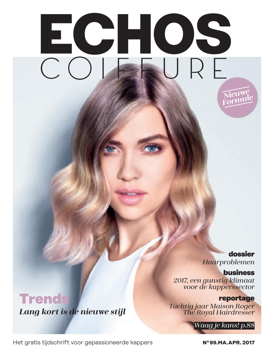 Echoscoiffure Be Nl N 99 By Eurobest Products Issuu