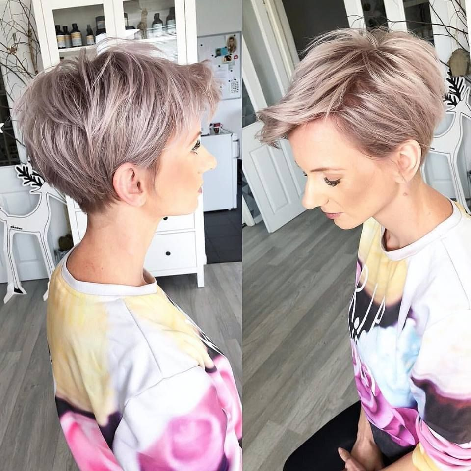 De Trends Voor Dit Najaar Deze Looks Gaan Het Helemaal Maken Deze Herfst Winter De Trends In 2020 Pixie Haar Mode Kapsels Kort Dun Haar