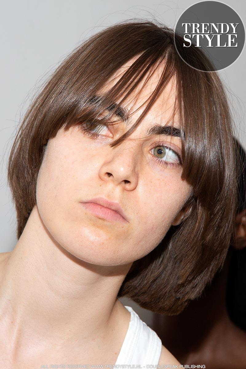 Kapsel Trends 2020 Rond Geknipte Kapsels Zijn Hot Zo Ziet De Nieuwste Haartrend Eruit Trendystyle
