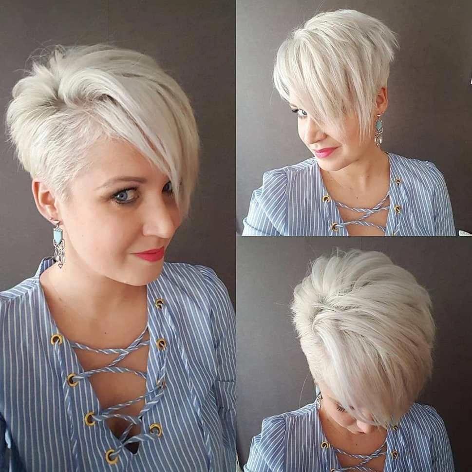Abgehackte Asymmetrische Pixie Asymmetrical Choppy Pixie Pixie Asymmetrischer Abgehackter Elf Elf Haarschnitt Kurz Haarschnitt Kurzhaarschnitte