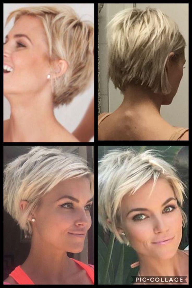 Eileen Saved To Eileendieser Haarschnitt Ist Sehr Ahnlich Kurzhaarschnitt Fur Feines Haar Haarschnitt Kurzhaarfrisuren