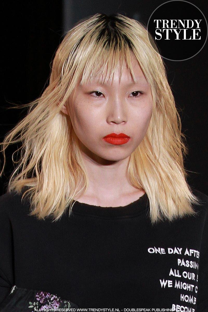 Mannen Kapsels 2019 Blond Verzameling