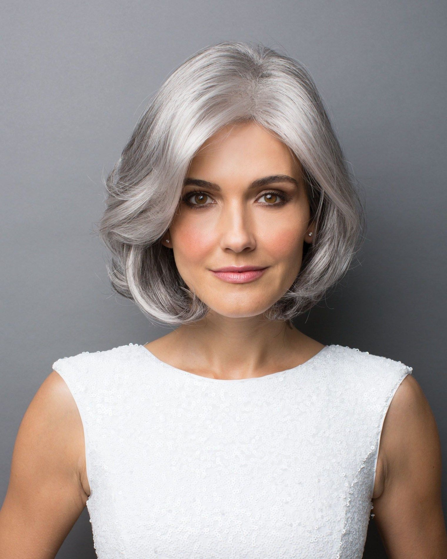 The Best Gray Hair Ideas In 2019 13 Attirepin Com Hair Styles Long Hair Styles Short Hair Styles