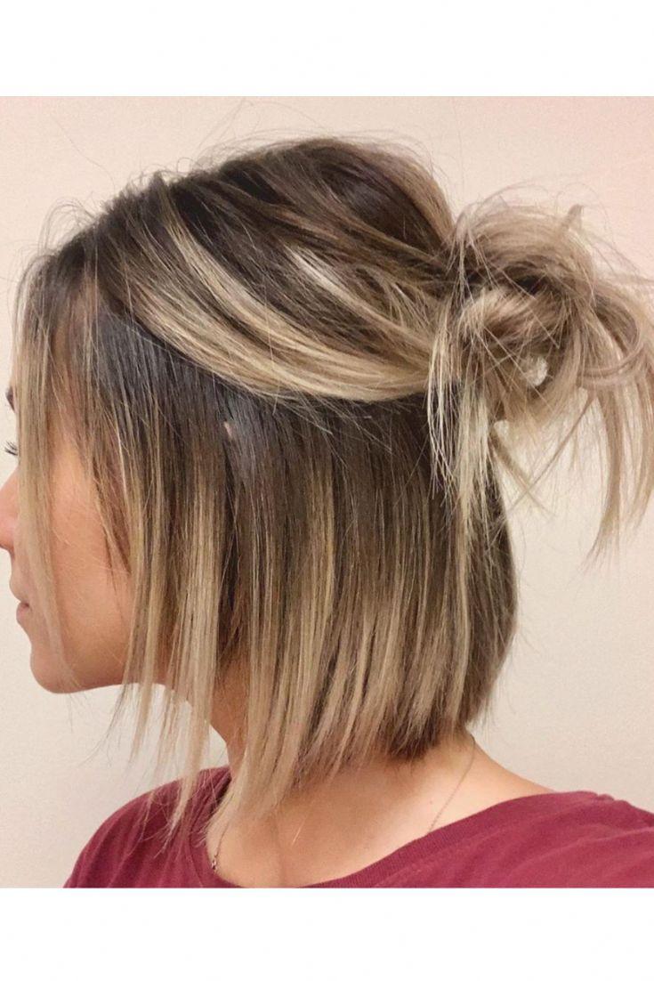 Bobhaircut Bobhaircut Nagelmode Nailfashionhighlights In 2020 Kapsels Kapsels Halflang Stijl Haar Haarstijlen Kort Haar