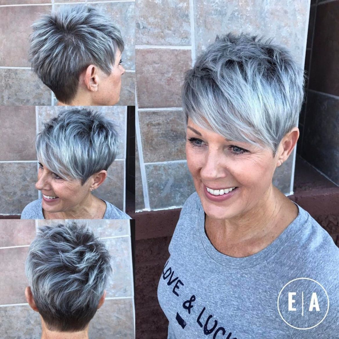 90 Classy And Simple Short Hairstyles For Women Over 50 Kapsels Kapsels Voor Kort Haar Kort Haar Kapsels