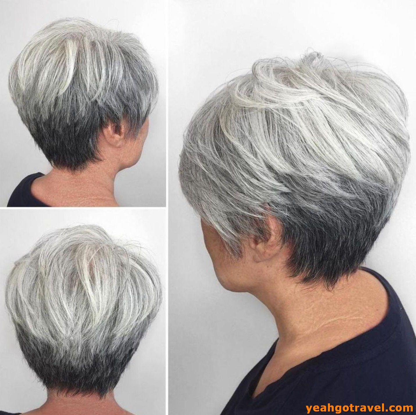 36 Most Coolest Short Grey Haircuts We Love Hair Styles For Women Over 50 Short Grey Hair Short Grey Haircuts