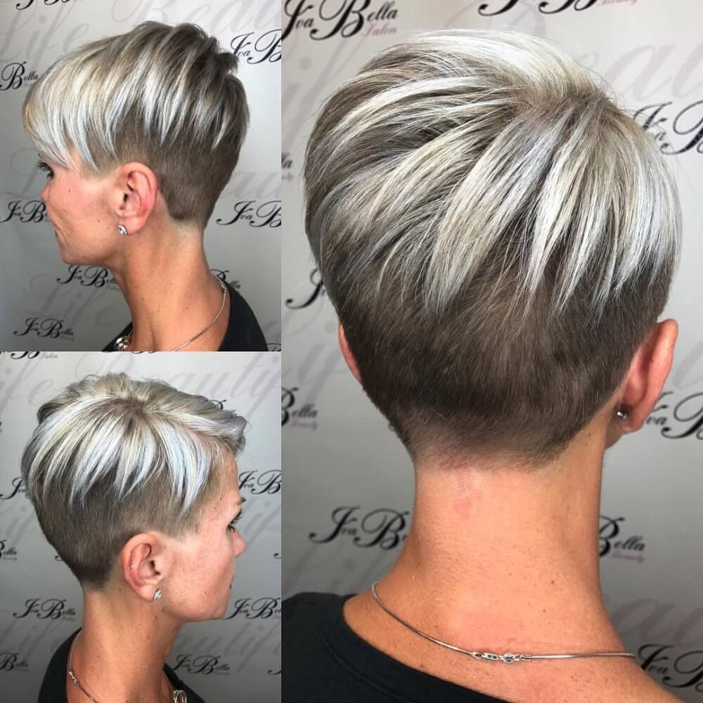 43 Cute Short Haircuts For Short Hair In 2019 Short Hair Styles Thick Hair Styles Hair Styles