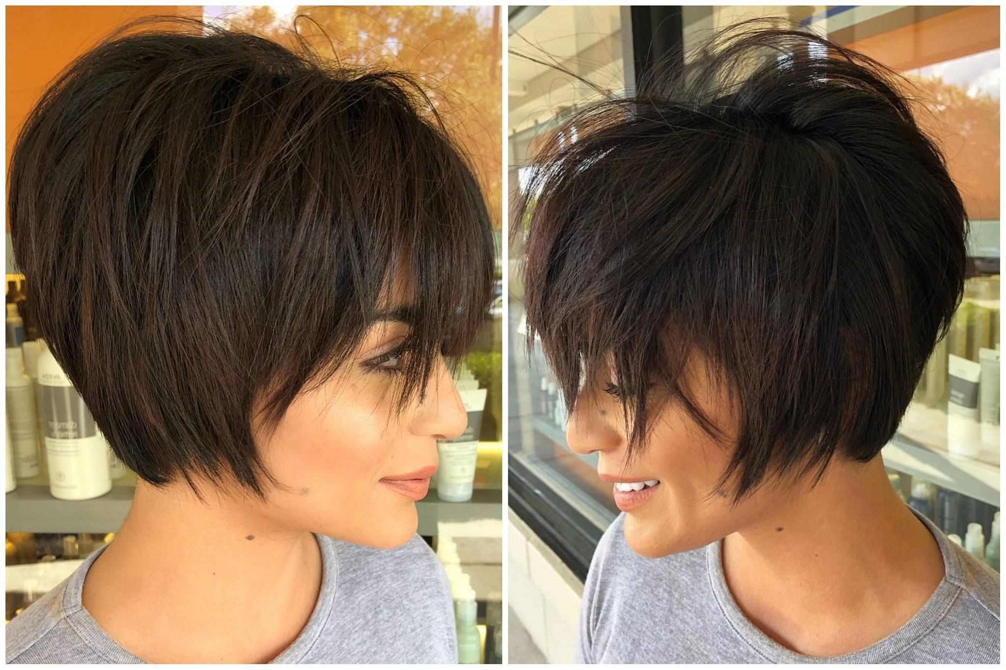 Pin Op Hairstyle