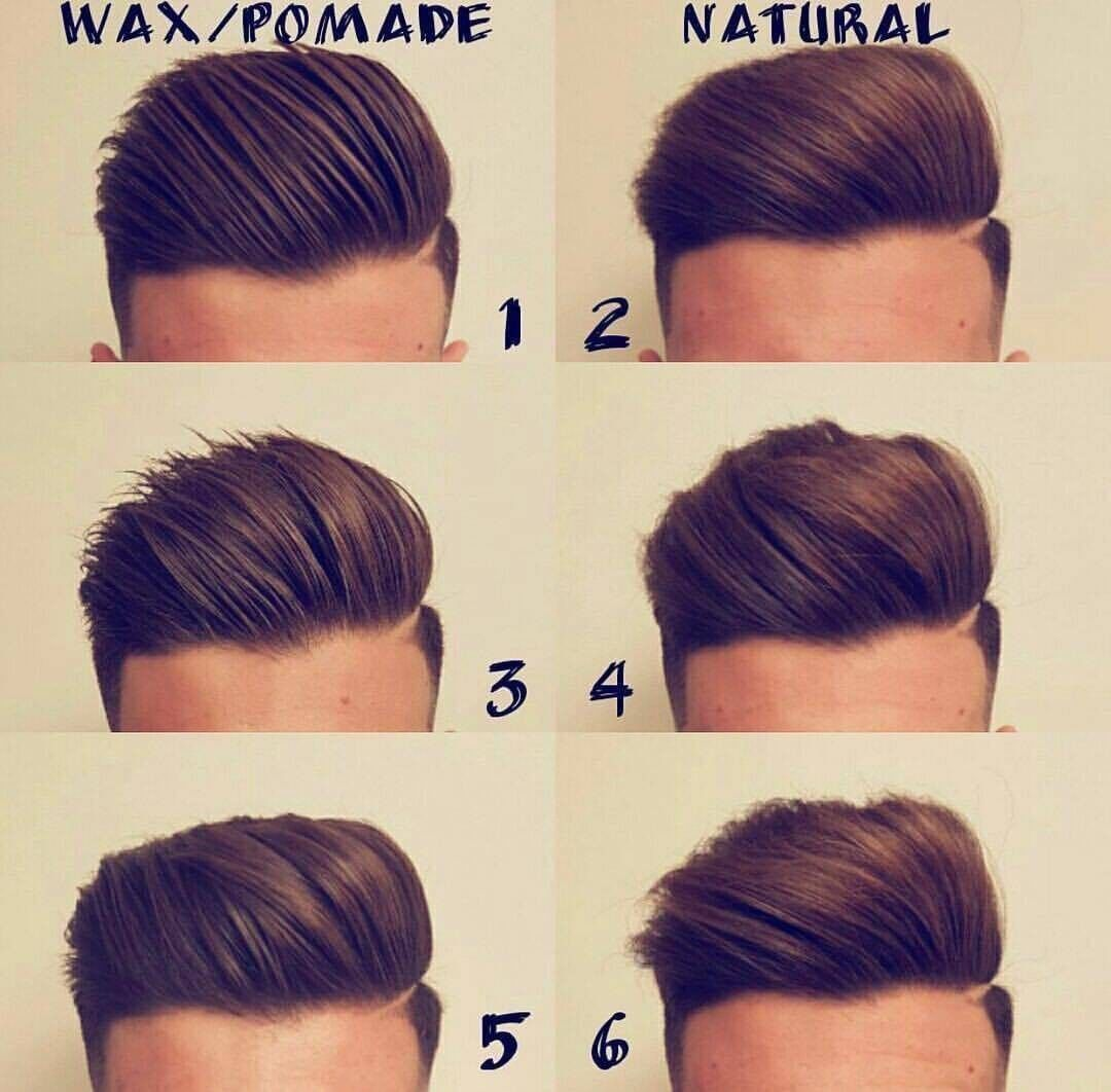 Which Side Do You Lean Towards Our Biofuse Wax Or Pomade Can Give You The Ones On The Left And Mens Hairstyles Thick Hair Gents Hair Style Thick Hair Styles