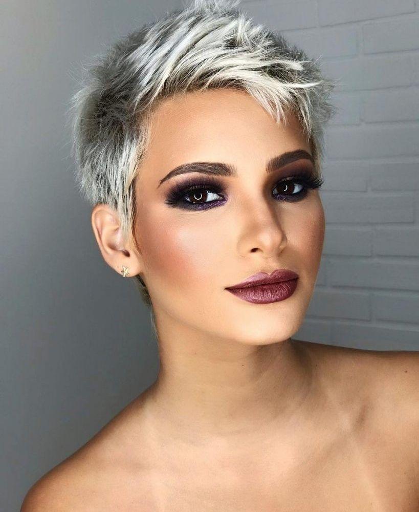 11x Extreem Kort En Extreem Vrouwelijk Korte Kapsels Kapsels Kort Haar Kapsels Haarstijlen