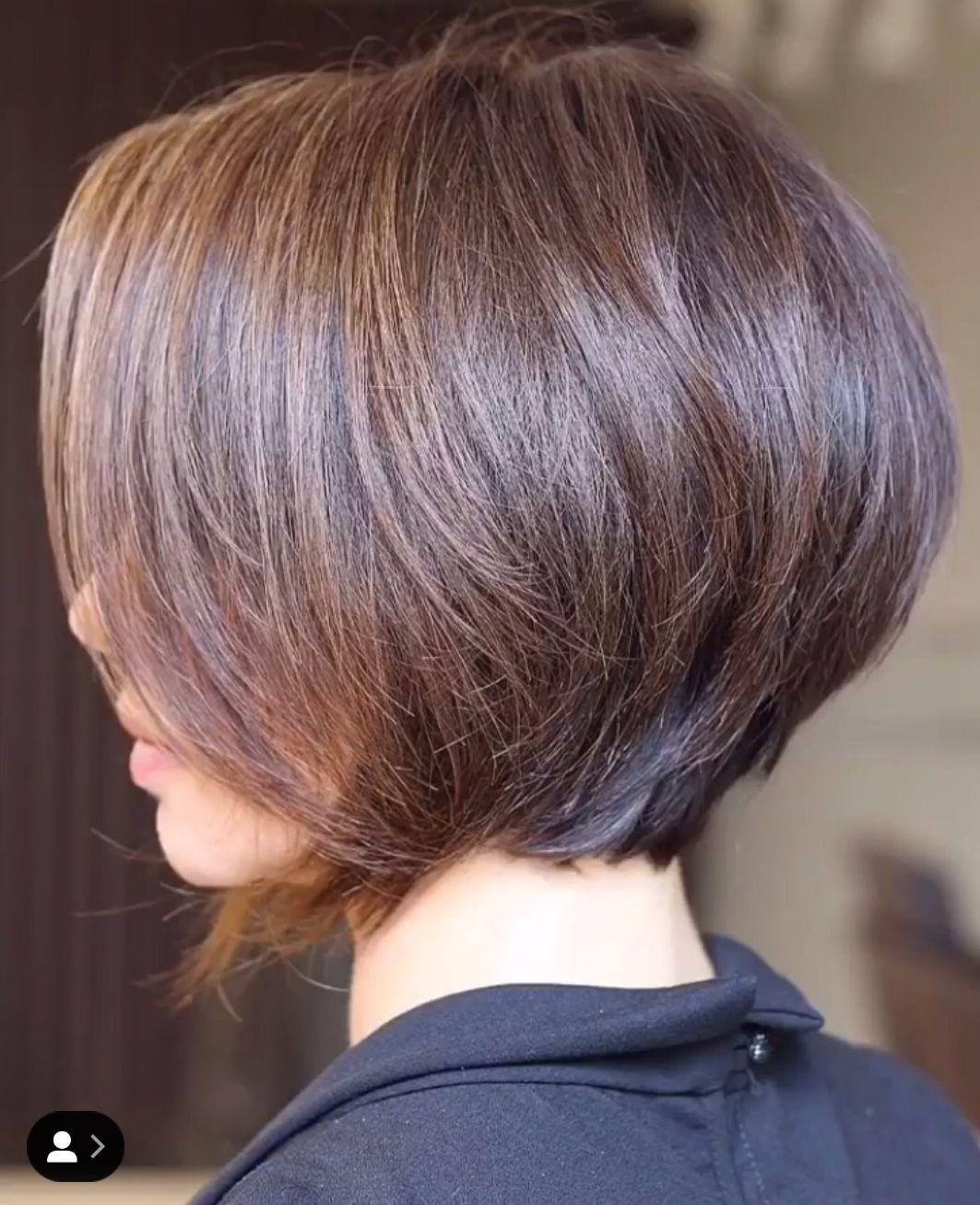 Women Haircut Medium Fine Hair Women Haircut Medium Kapsels Voor Kort Haar Kort Haar Kapsels Fijn Haar Kapsels