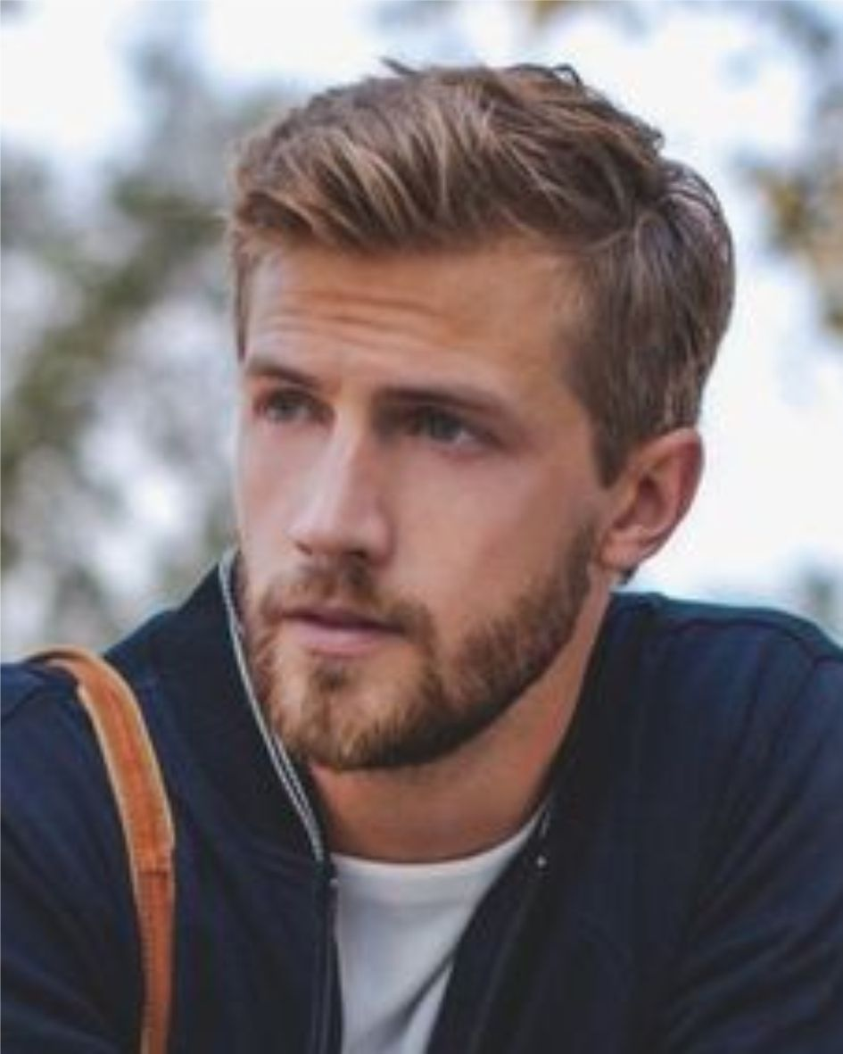 Kapsels 2018发型 Haircuts For Men Mens Hairstyles Thick Hair Mens Hairstyles