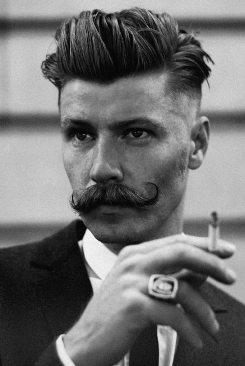 Account Suspended Moustache Style Mens Hairstyles Hair And Beard Styles