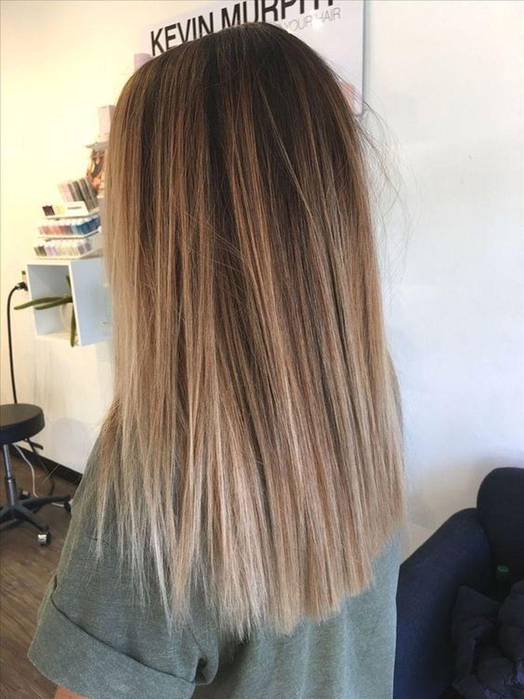 40 Cute Long Hairstyles Ideas For Women To Try In 2019 Kleur Haar Bruin Haar Haar