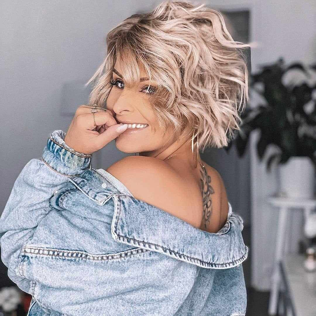 Epingle Sur Short Hairstyles Now Trending