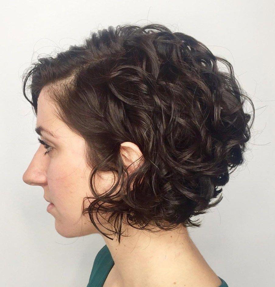 Pin Op Natural Hair Bob