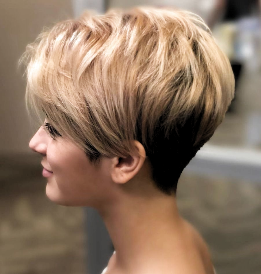 Easy To Manage Undercut Pixie Kapsels Voor Kort Haar Kapsels Kort Haar Kapsels