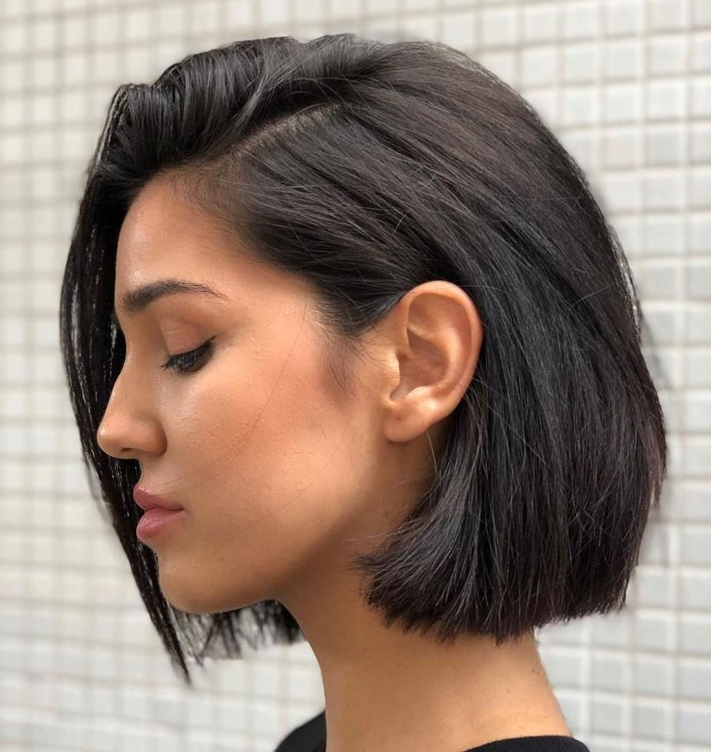 40 Hottest Bob Haircuts Ideas For Women 2019 You Must Try Bob Hairstyles For Thick Thick Hair Styles Bob Hairstyles