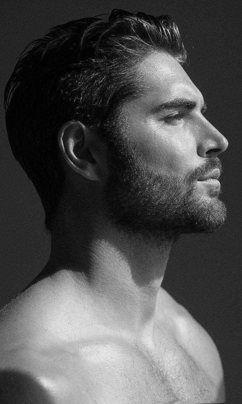 5 Simple Step Guide To Get The Perfect Beard Beard Trimming Guide Beard Trimming Guide Perfect Beard Beautiful Men Faces