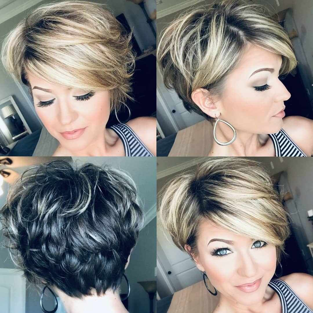 40 Best New Pixie Haircuts For Women 2018 2019 Short Hair With Layers Short Hair Highlights Short Hair Styles